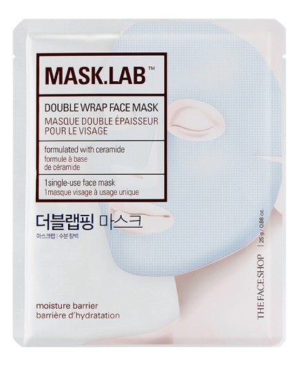 MASK LAB DOUBLE WRAP FACE MASK