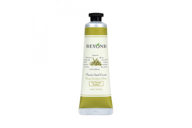 BEYOND Classic Hand Cream Deep Moisture Olive - 30ml