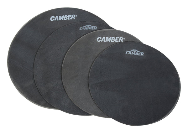 Camber 4 Pack Drum Tone Mute 12