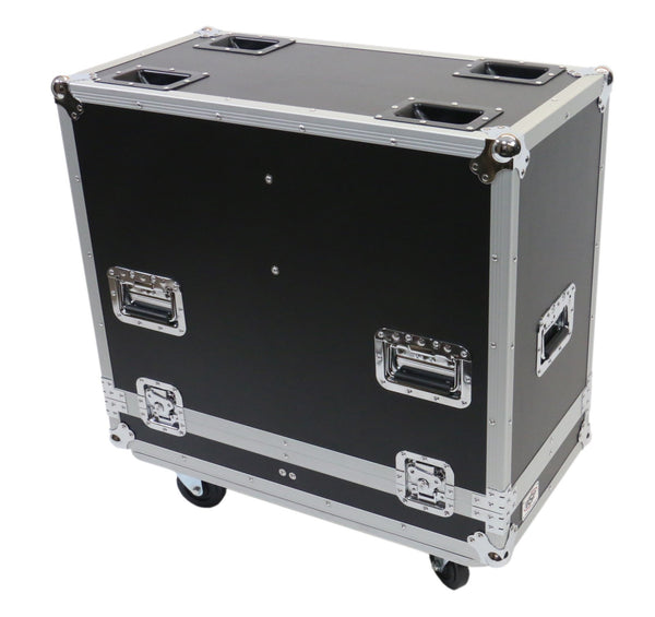 OSP ATA-K10 Case for 2 QSC K10 Powered Speakers - DISCONTINUED