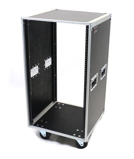 OSP KD20U 20 Space Deluxe Studio Rack With Handles and Casters