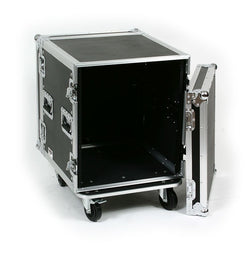 OSP RC12U-20 12 Space ATA Amp Case w/Casters