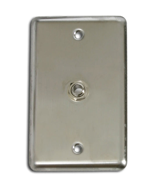 Elite Core OSP D-1-1/4 Duplex Wall Plate with 1-1/4-Inch Jack