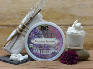 DC Shea Butter Soufflé - Enriched With Bulgarian Lavender