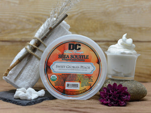 DC Shea Butter Souffle'- Sweet Georgia Peach