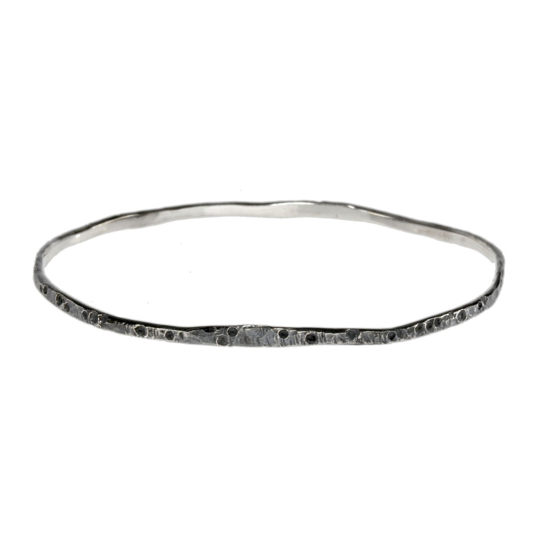 Lunar Crater Bangle
