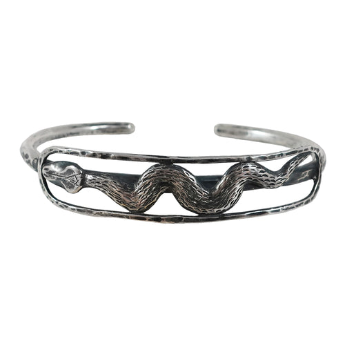 Slithering Snake Cuff