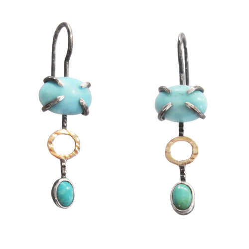 Cerro Tololo Earrings