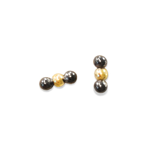 Molecule II Post Earring