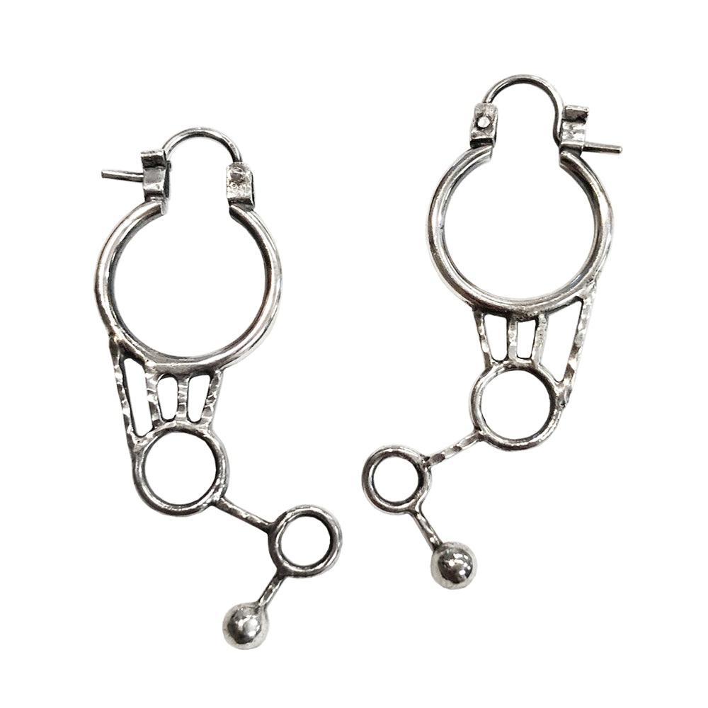Passage Hoop Earrings