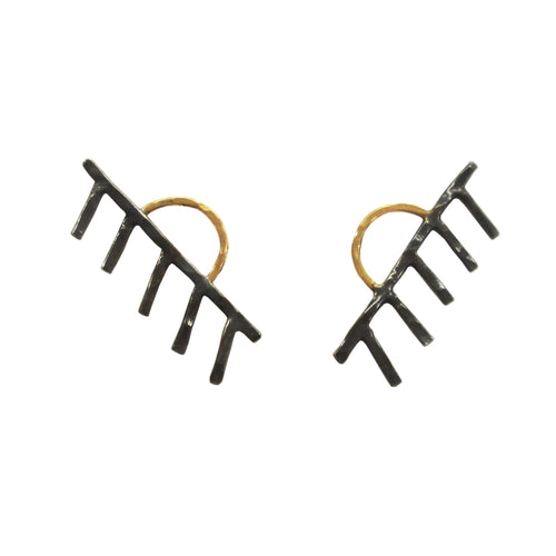 Quasar Post Earring