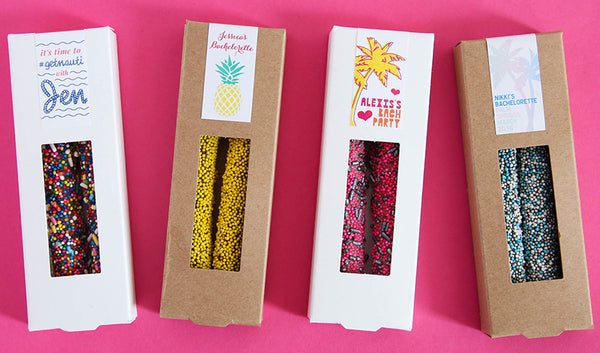 Festive And Affordable Bachelorette Party Favors