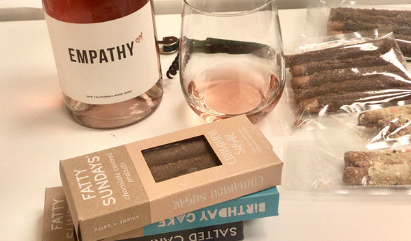 Rosé All Day: Fatty Sundays Meets Empathy Wine