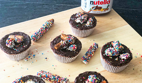 Celebrate World Nutella Day With Nutella Cupcakes
