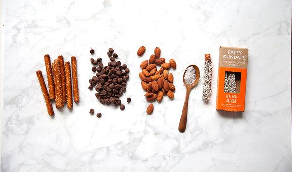 5 Fun Facts About Our Sea Salt Almond Pretzels