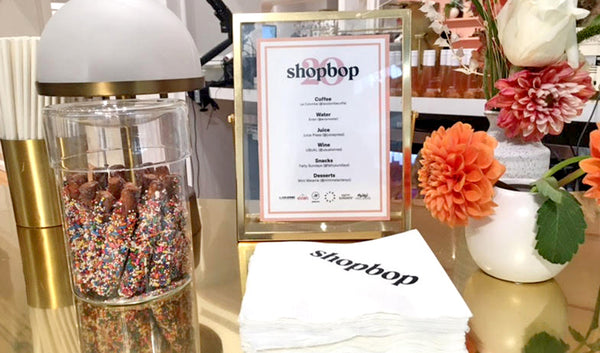 Fatty Sundays Popped Up At The Shopbop Pop-Up!