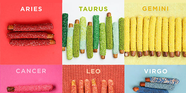 The Fatty Sundays Zodiac: Which Custom Sprinkle Color Are You?
