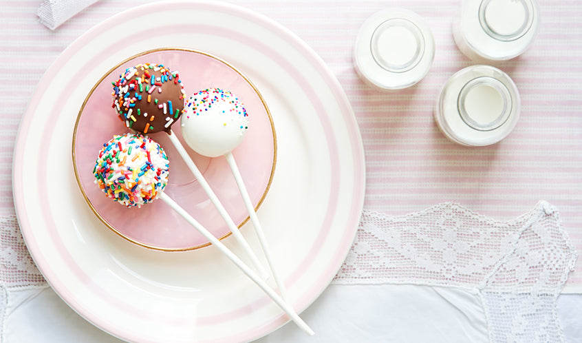Funfetti Cake Pops Recipe
