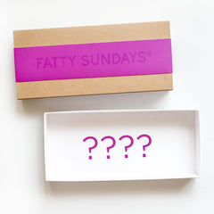 Fatty Sundays Create Your Own X-Large Gift Box With 30 Pretzel Rods