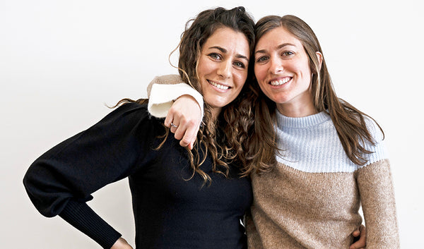 Fatty Sundays sisters and co-founders Ali Borowick and Lauren Borowick