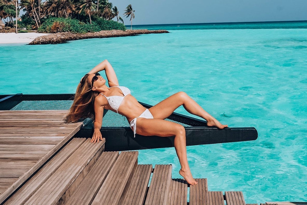 Sienna Sinclaire Naughty Girl Maldives