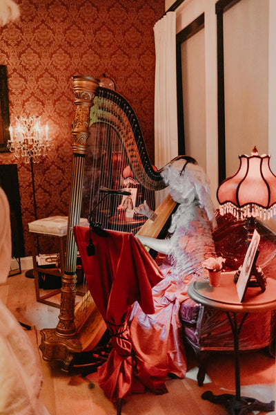 Naughty Los Angeles Marie Antoinette Party