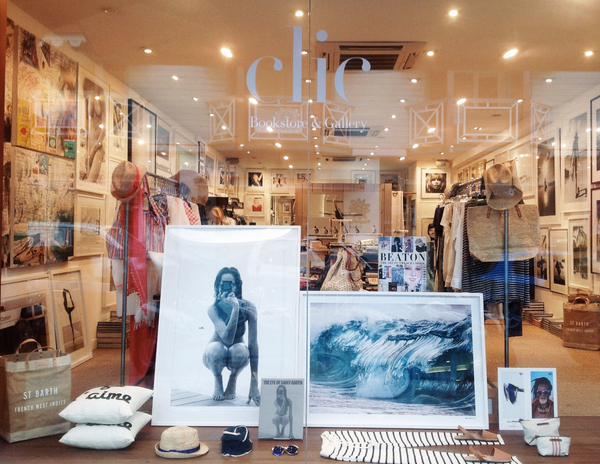 Clic Bookstore and Gallery St Barths