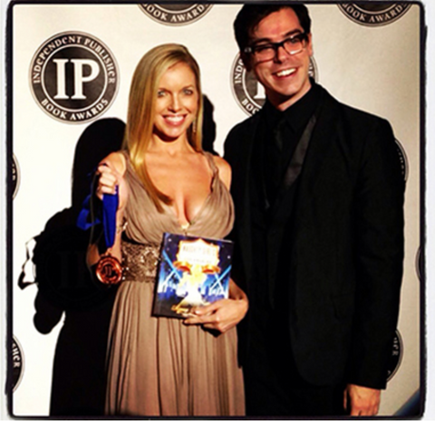 Sienna Sinclaire Naughty Los Angeles Travel Book Award