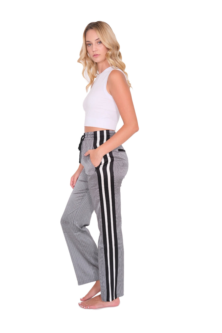 Silky Track Pants