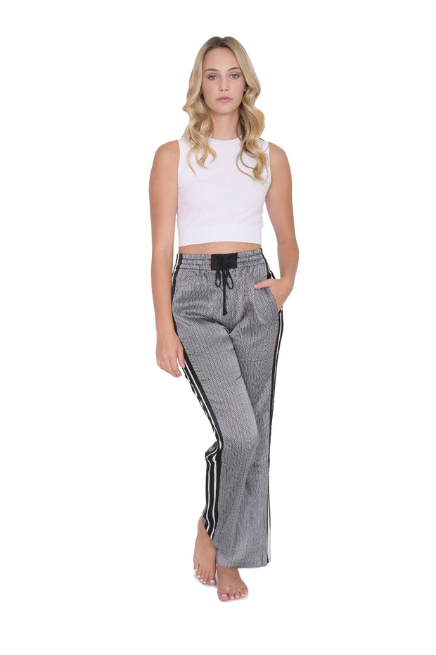 Cropped Tank Top with Ventilation