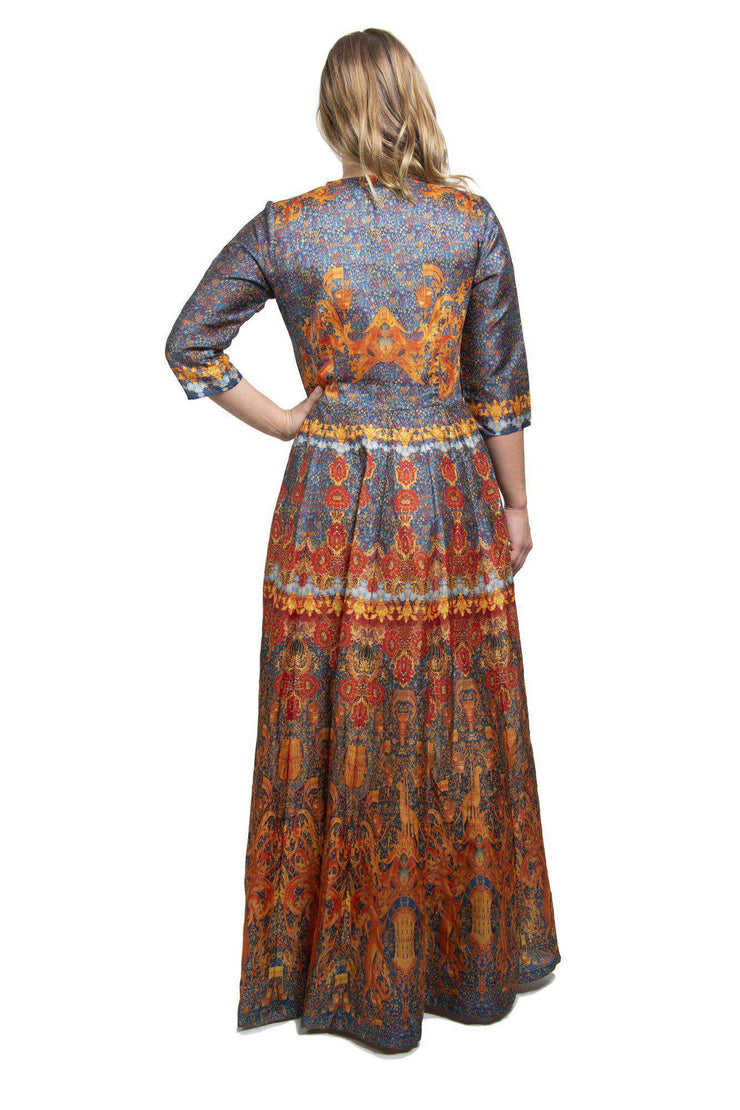 Indian Colorful Dress