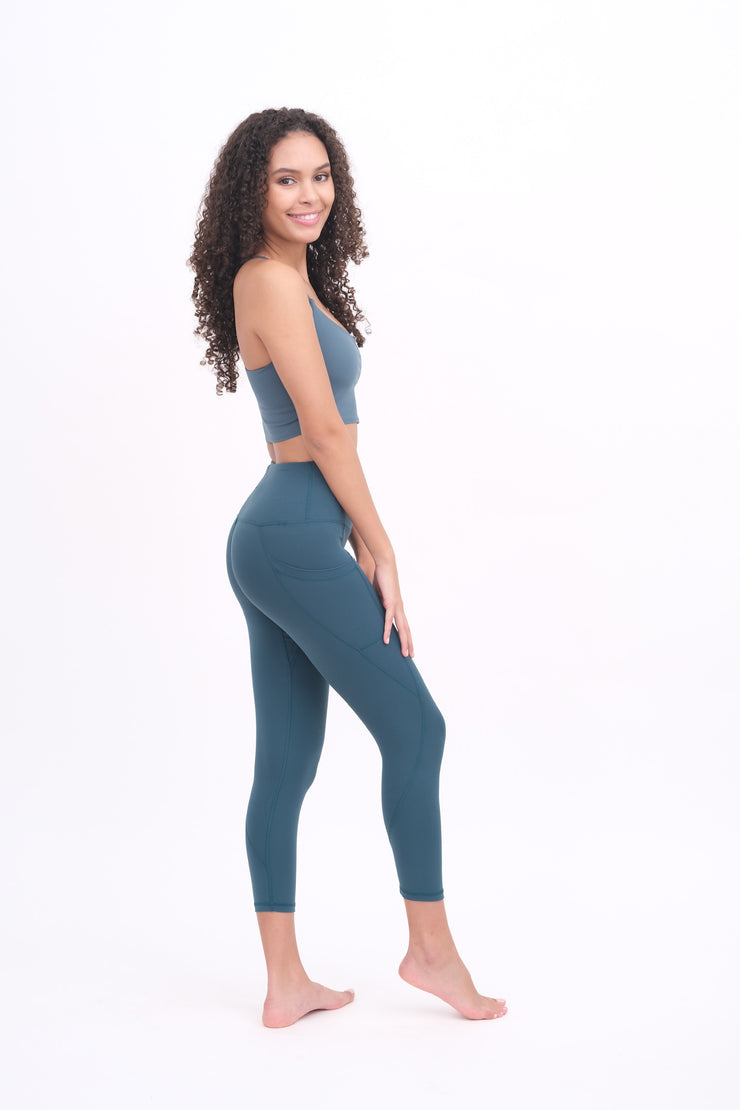 Evergreen Yoga Bottoms