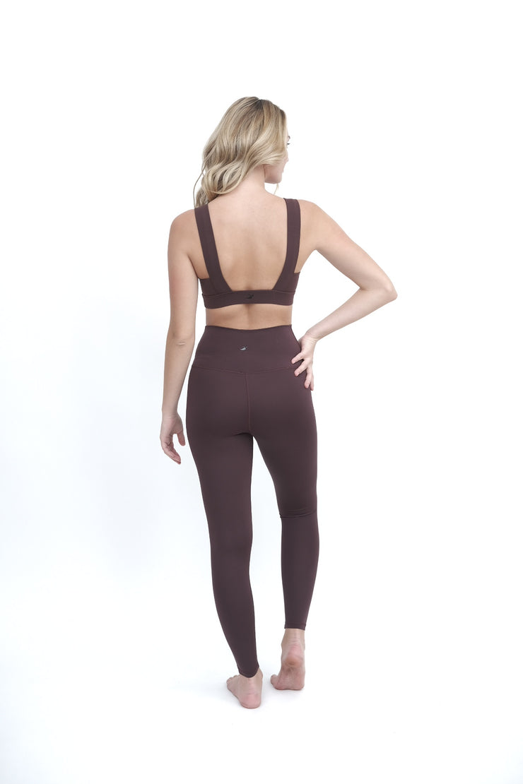 Plum Yoga Bottoms