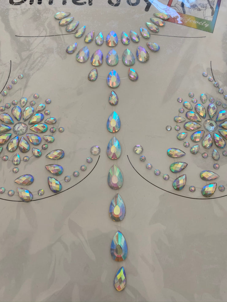 Opal Body Jewels