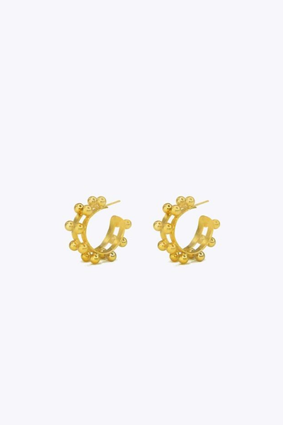 Ecos Gold Hoop Earrings