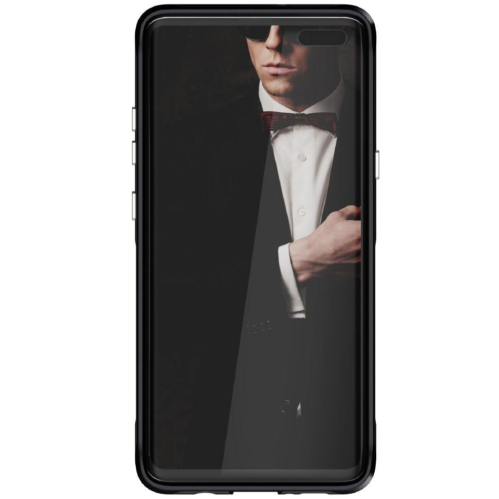 Atomic Slim 2 for Galaxy S10 5G - Military Grade Aluminum Case [Black]