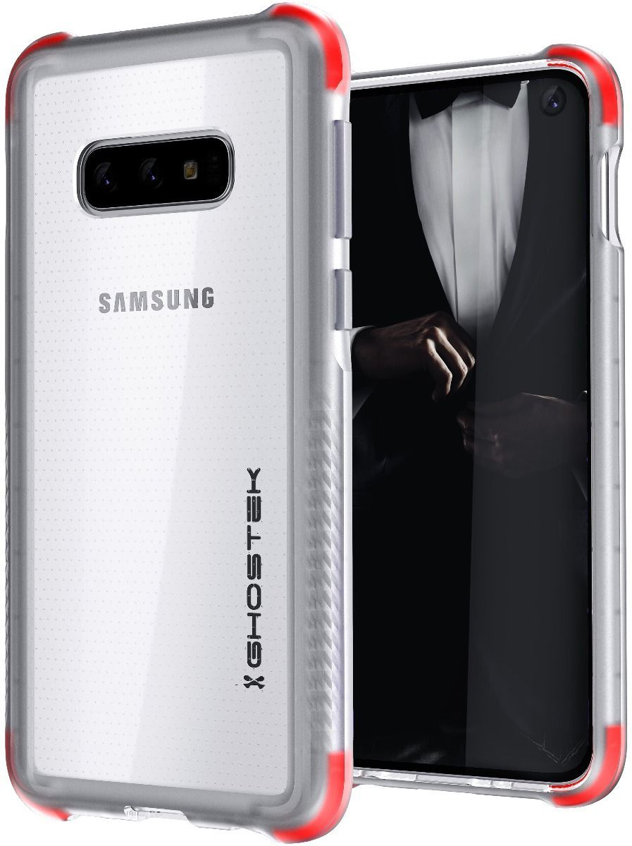 Galaxy S10e Clear-Back Protective Case | Covert 3 Series [Clear]