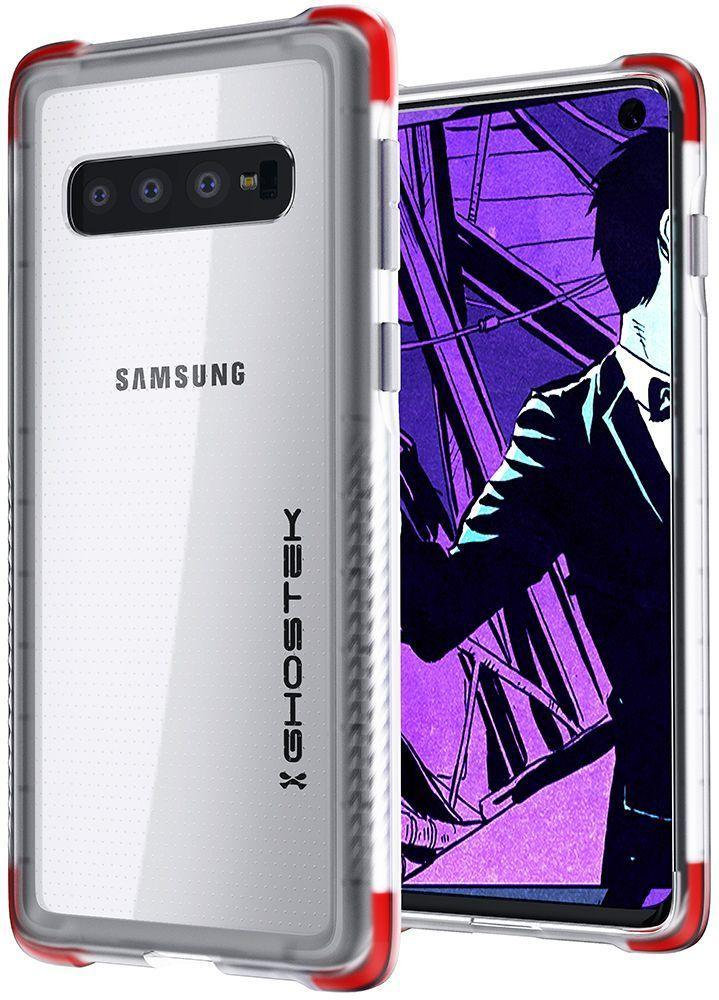 Galaxy S10 5G Clear-Back Protective Case | Covert 3 Series [Clear]