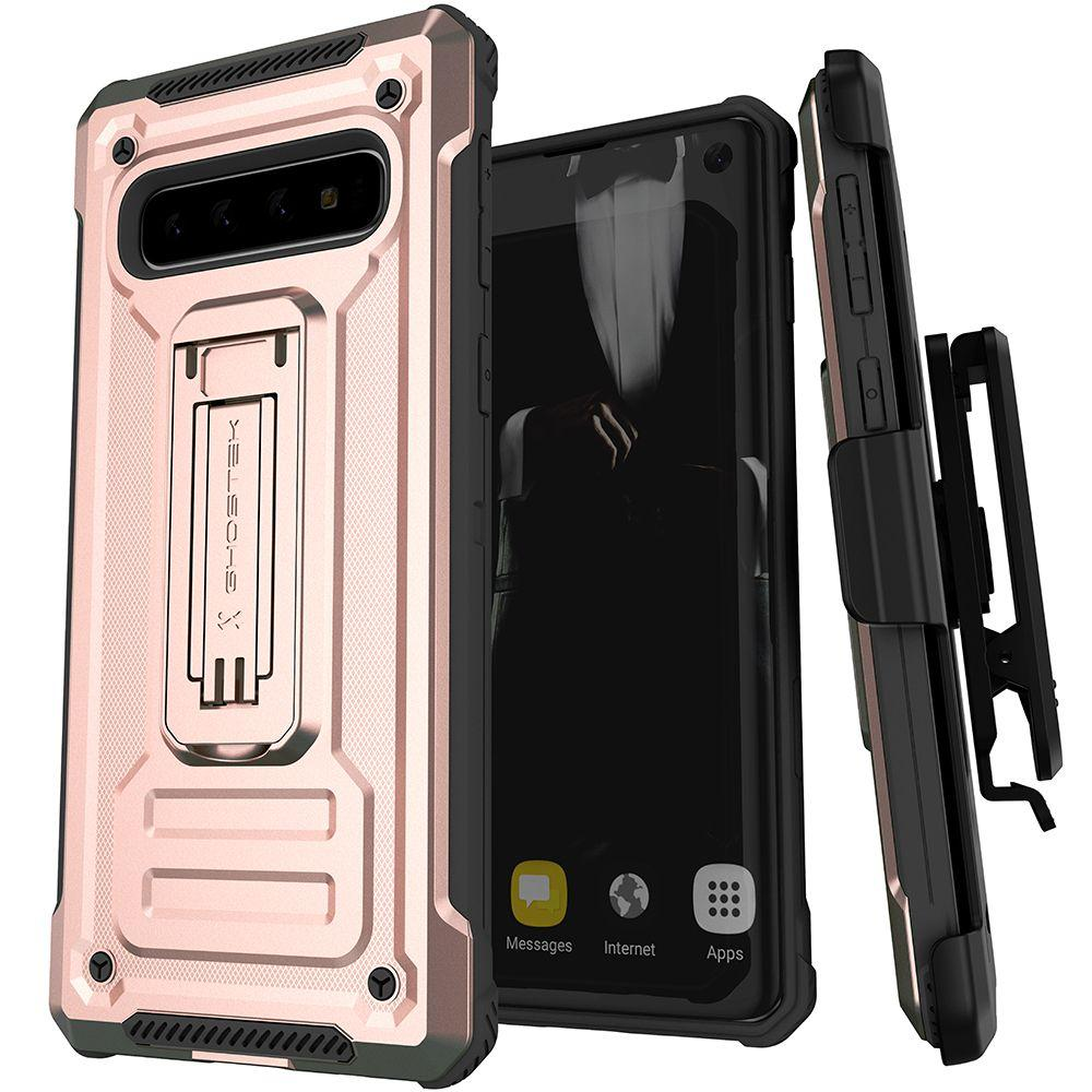 Ghostek IRON ARMOR2 for Galaxy S10 [Rose]