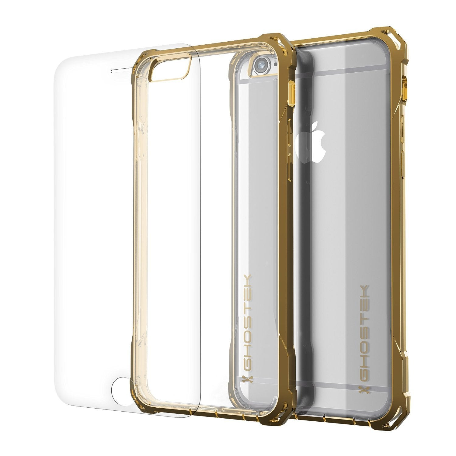 iPhone 6S Case, Ghostek® Covert Gold, Premium Impact Protective Armor | Lifetime Warranty Exchange