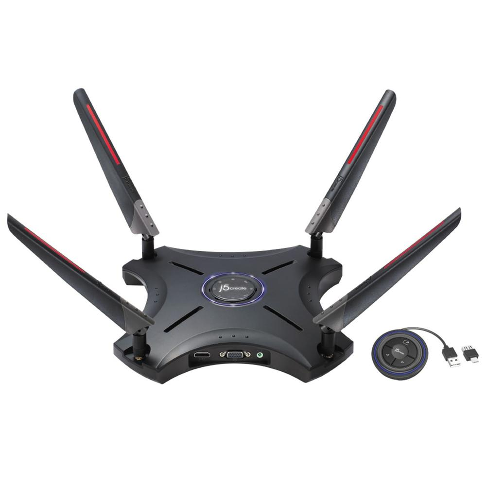 JWR2100 Wireless ScreenWave Router