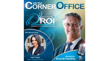 Listen to Julie Tupler on the ROI Podcast hosted by Brandt Handley