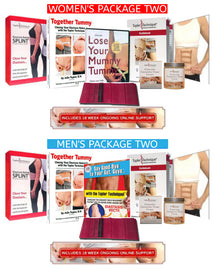 (new!) Diastasis Recti Treatment Package Two for Women or Men