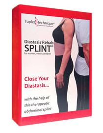 Comfortable Sleep Elastic Diastasis Recti Splint® - Short Torso