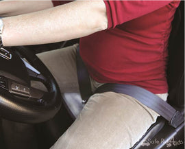 Tummy Shield™ (Seat Belt Design for Pregnant Women)