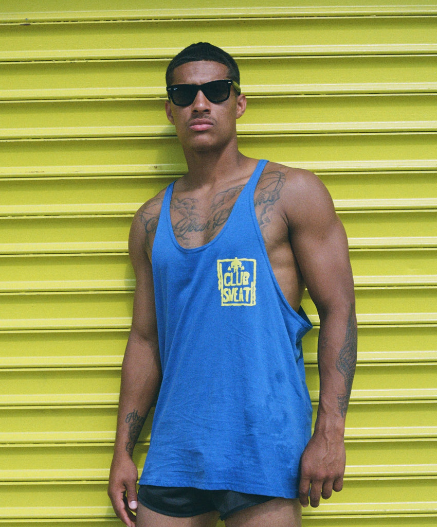 Club Sweat Classic Stringer Tank