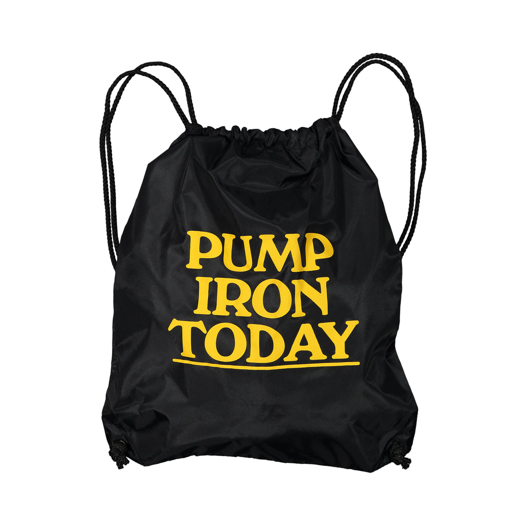 *NEW - Lessons: Pump Iron Today Gym Sack