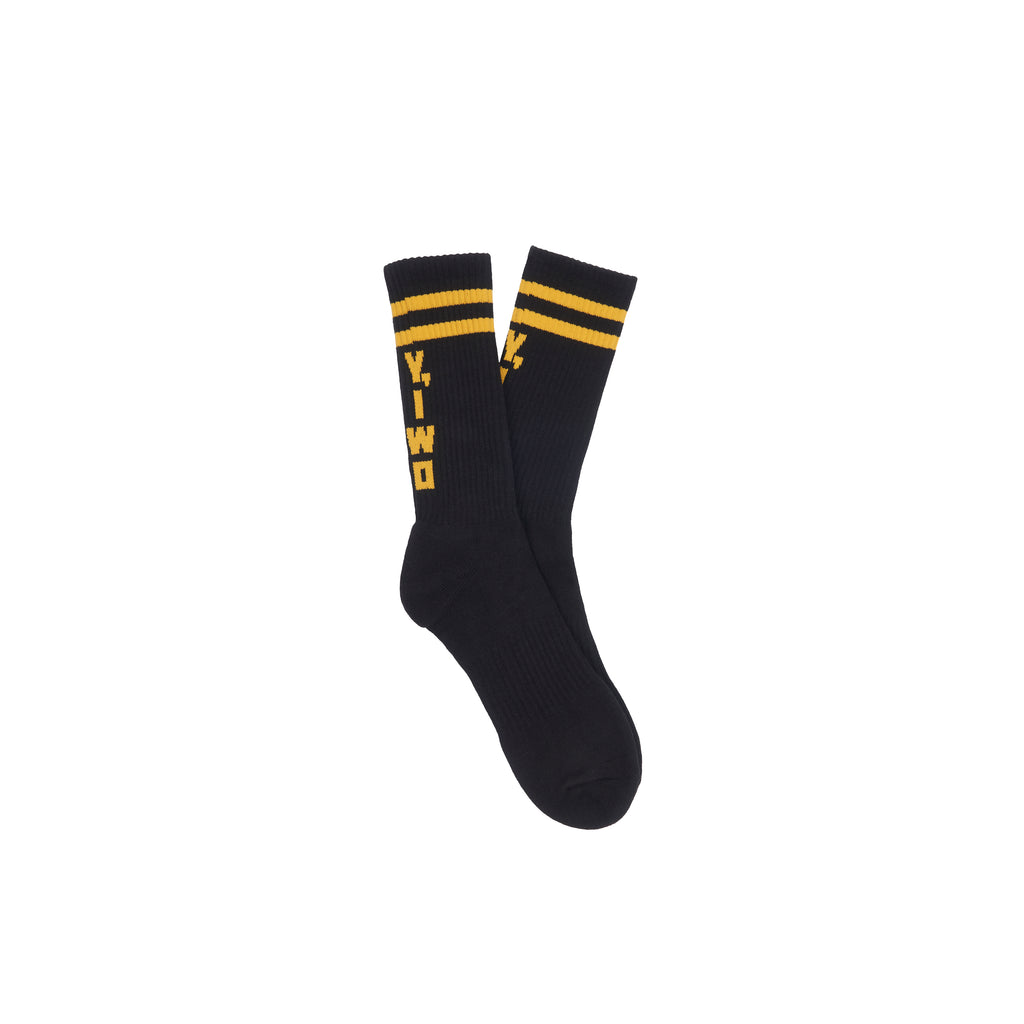 ***NEW Hardwear Crew Socks | Yellow/Black
