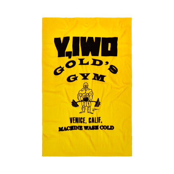 Gold's Beach Towel