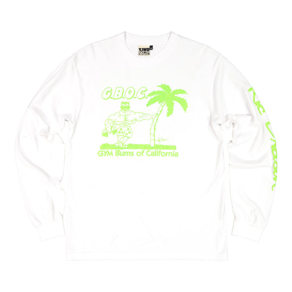 "Club Sweat ""Gym Bums"" Long Sleeve"